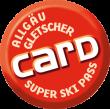 Allgäu Gletscher Card