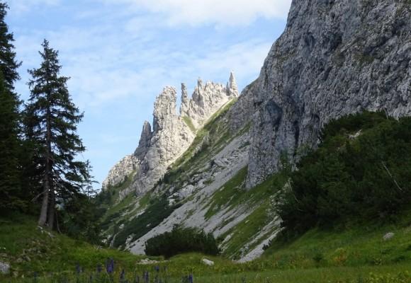 Von Oberstdorf zur Zugspitze