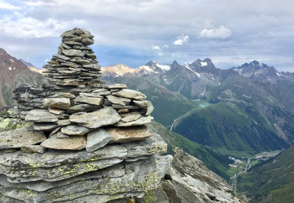 E5 Alpenüberquerung für Frauen - von Oberstdorf nach Meran