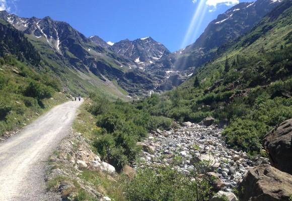 EXKLUSIV E5 Alpenüberquerung - Von Oberstdorf nach Meran