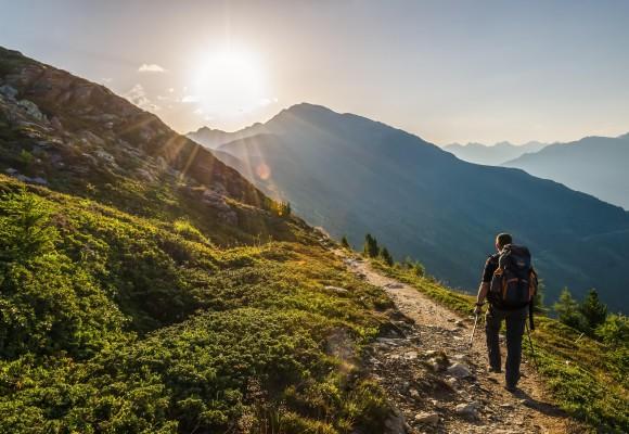 E5 Alpenüberquerung - Von Oberstdorf nach Meran