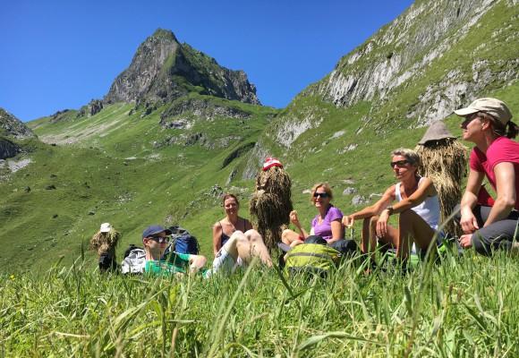 E5 Alpenüberquerung für Familien - von Oberstdorf nach Meran