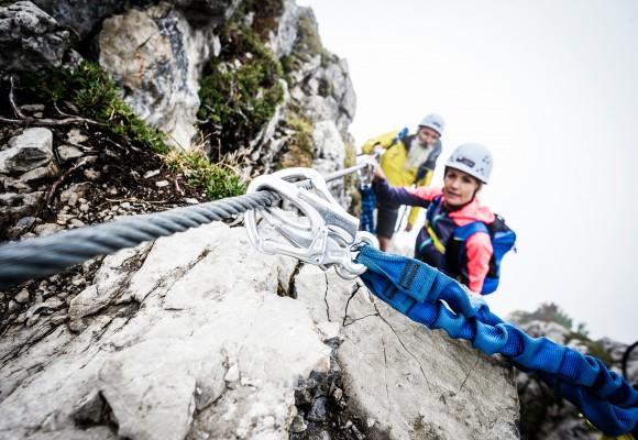 Tages-Klettersteigkurs