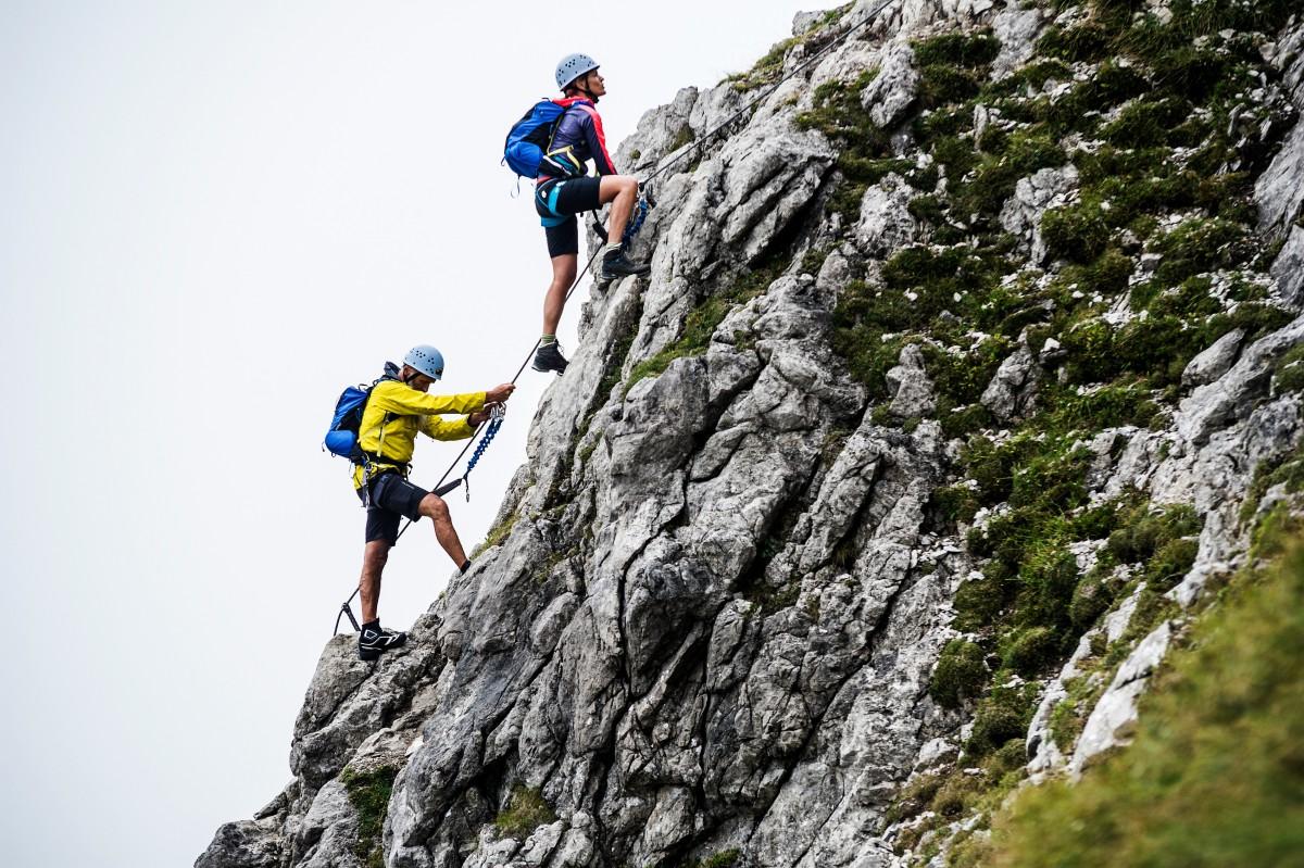 Klettersteig Schwarzwald : Ramsau klettersteig hias dachstein steiermark heimat