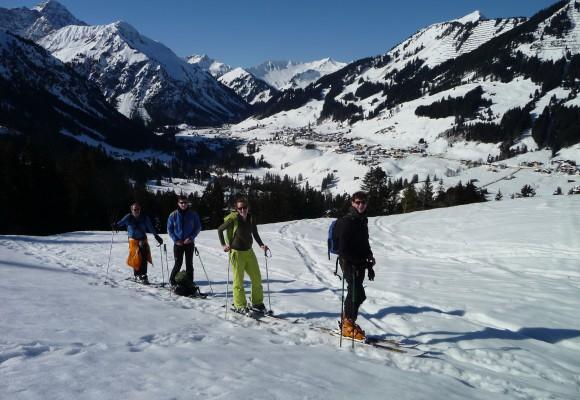 Tages-Skitour