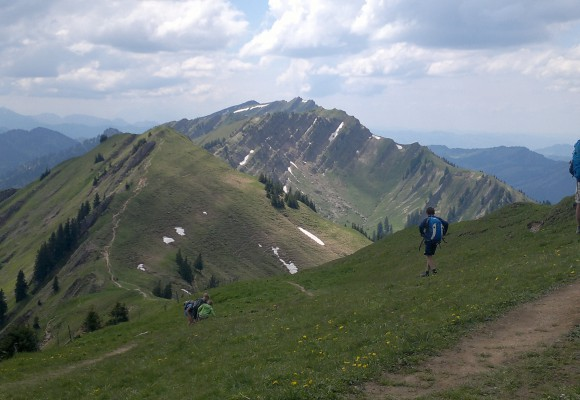 "Naturpark ""Nagelfluhkette"""