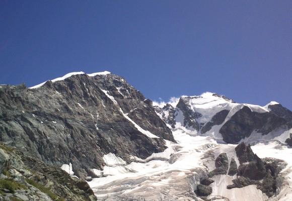 Quer durch die Bernina