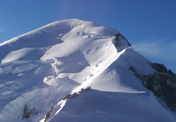 Beeindruckende Gipfel rund um Mont Blanc und Grand Paradiso