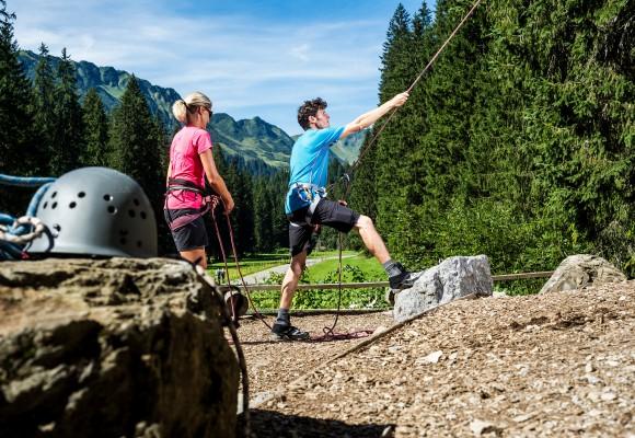 Sportklettern für Einsteiger