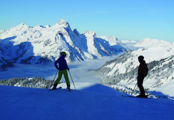 Ski Ride Vorarlberg