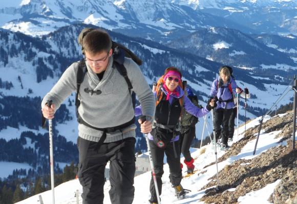 Weiße Pracht im Südtirol
