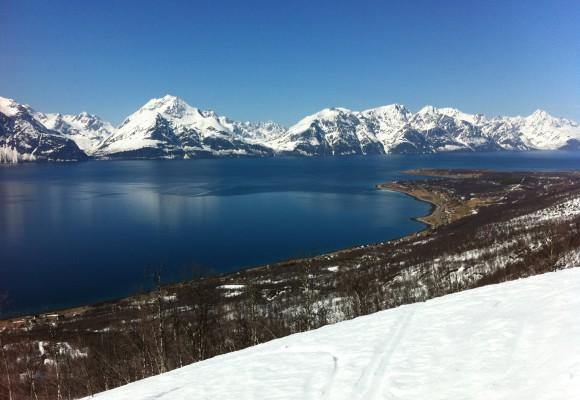Skitourenreise Lyngenalps Norwegen