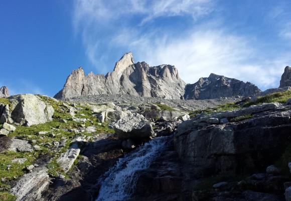 Alpine Kletterwoche im Bergell