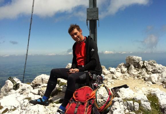 Klettern Alpin für Einsteiger