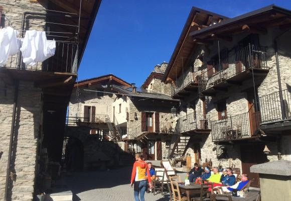 Testwoche Skitouren -  Standorttour Val Maira