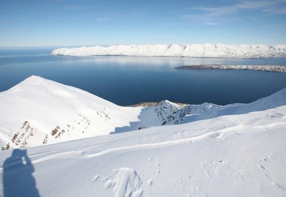 Schneeschuh-Tourenwoche Island