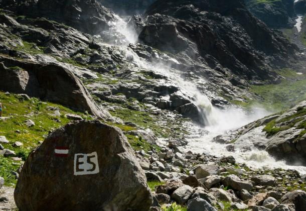 E5 Alpenüberquerung auf den Spuren der Originalroute