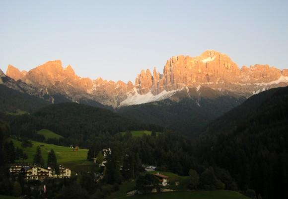 Rosengarten - Dolomiten Standortwoche