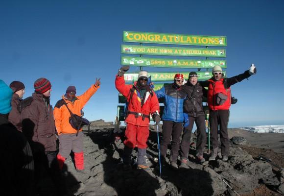 Kilimanjaro auf der Rongai-Route