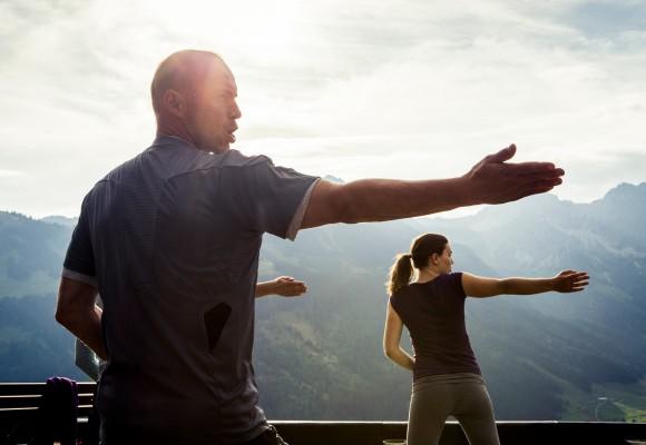 Wandern & Yoga im Kleinwalsertal!