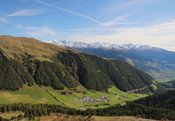 Wandern im Vinschgau!