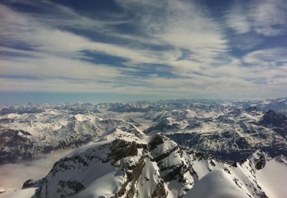 Skidurchquerung Bernina