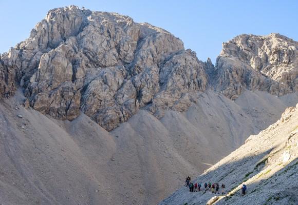 E5 Alpenüberquerung für Alleinreisende
