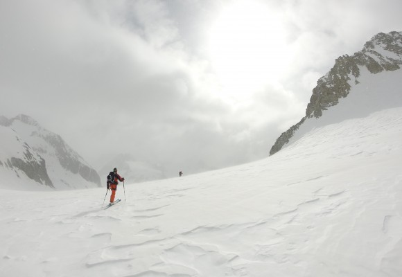 Skitourenwoche Transalp