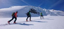 Wildspitze - Skitourenwochenende