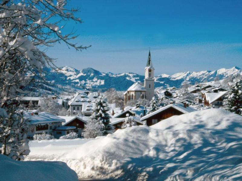 Hindelang Skigebiet Unterk Nfte Uvm Oberallg U Aktuell