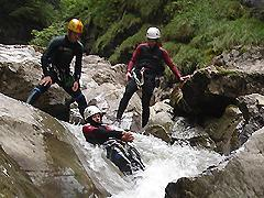 Webcam Oberallgäuer Rafting & Erlebniszentrum im Allgäu