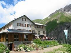 Webcam Kemptner Hütte im Allgäu