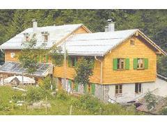 Webcam Schwarzenberghütte im Allgäu