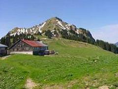 Webcam Grüntenhütte im Allgäu
