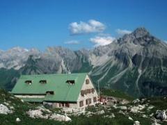 Webcam Mindelheimer Hütte im Allgäu