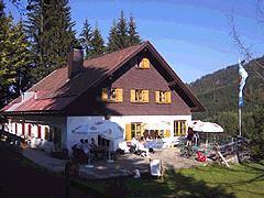 Webcam Otto-Schwegler-Hütte im Allgäu