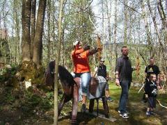 Webcam Grünten- Bogensportanlage im Allgäu