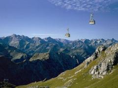 Webcam Nebelhornbahn im Allgäu