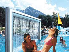 Webcam Freibad Fischen im Allgäu