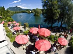 Webcam Inselsee Allgäu Wasserski- Wakeboardpark im Allgäu