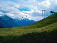 Webcam Hornbahn Hindelang im Allgäu