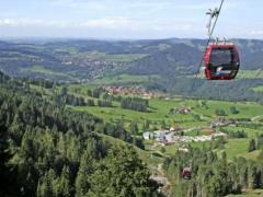 Webcam Imbergbahn - Steibis im Allgäu