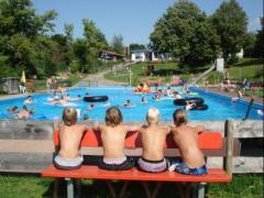 Webcam Freibad Rettenberg im Allgäu