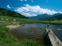 Webcam Natur - Hochmoorbad Hindelang im Allgäu
