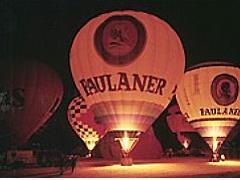 Webcam Ballonfahrten im Allgäu