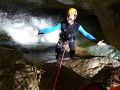 Webcam Canyoning und Rafting mit MAP-Erlebnis  im Allgäu
