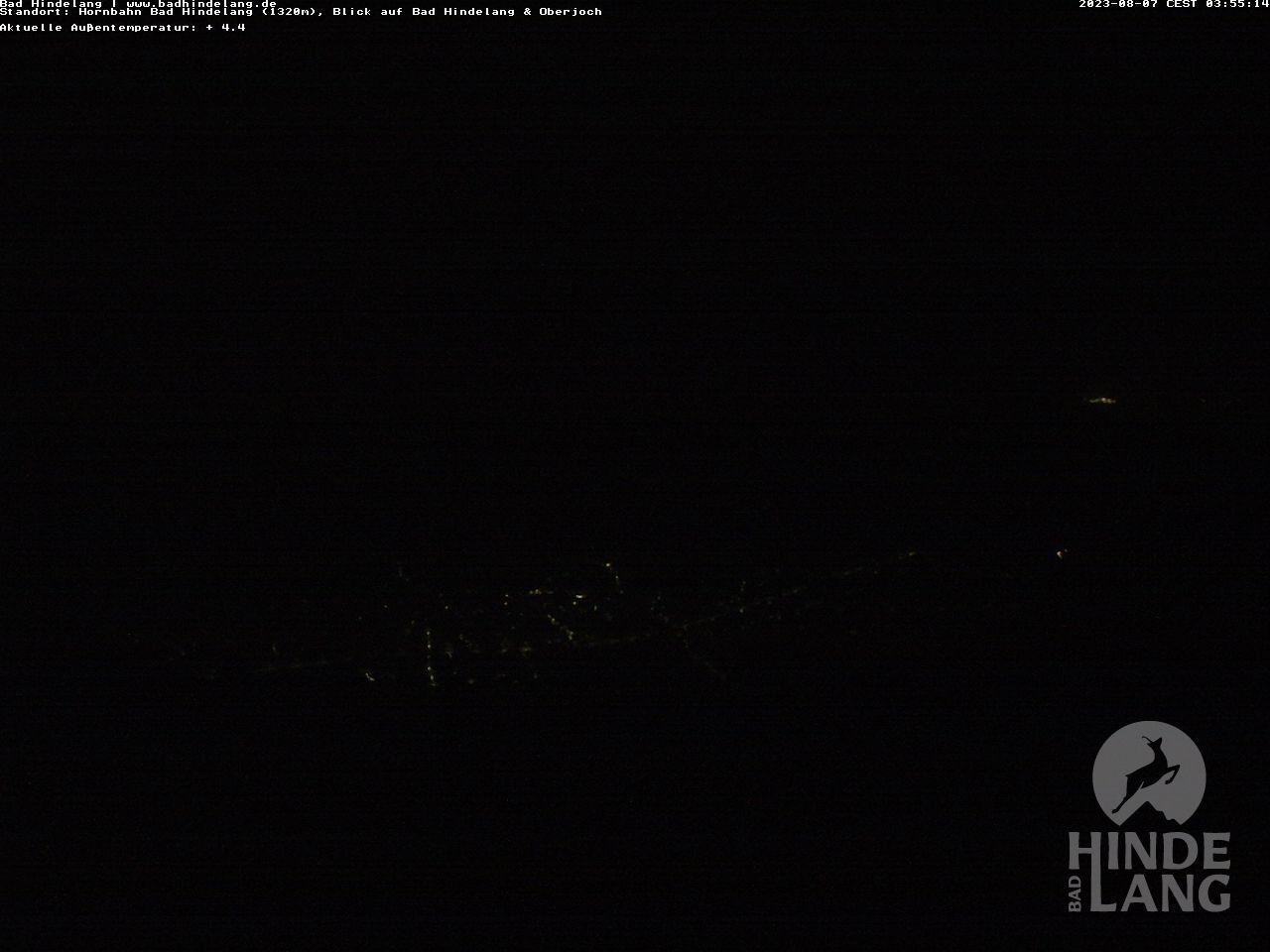Webcam Hornbahn - Bad Hindelang