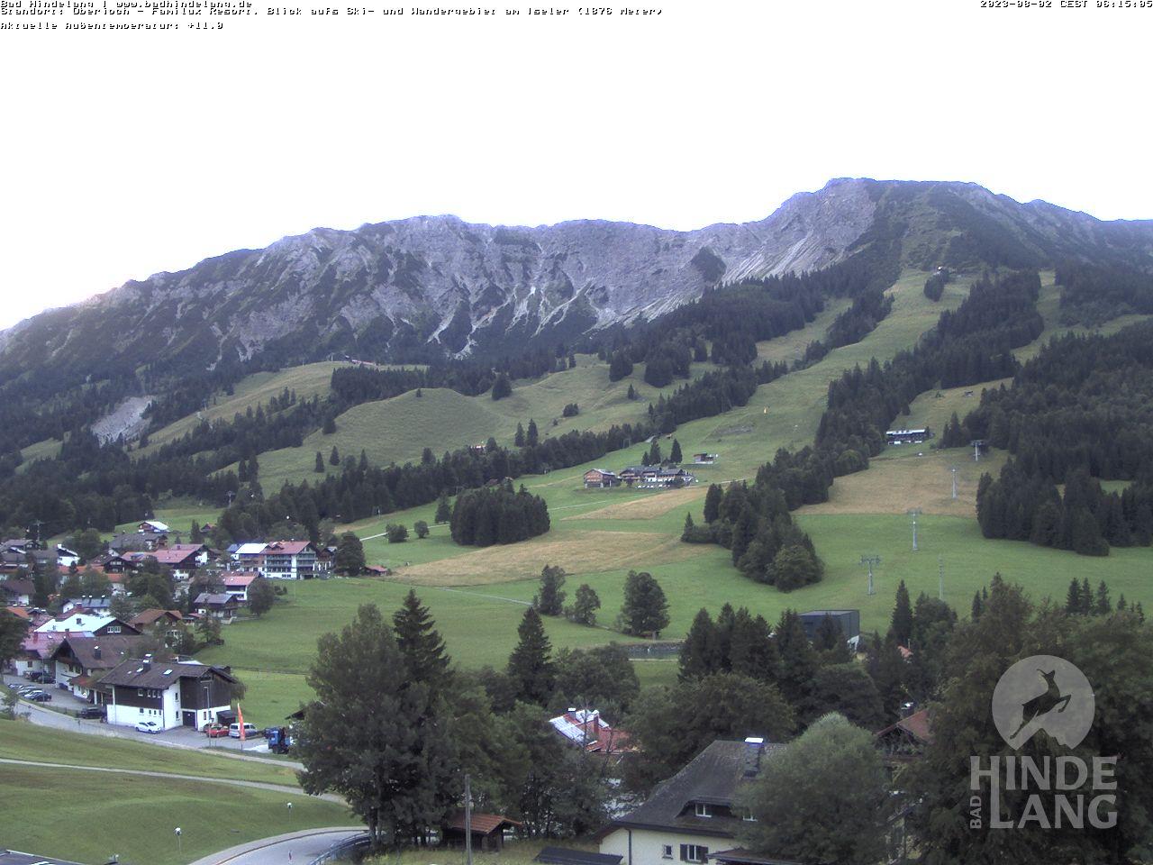 Webcam Bad Hindelang / Oberjoch: Kinderhotel