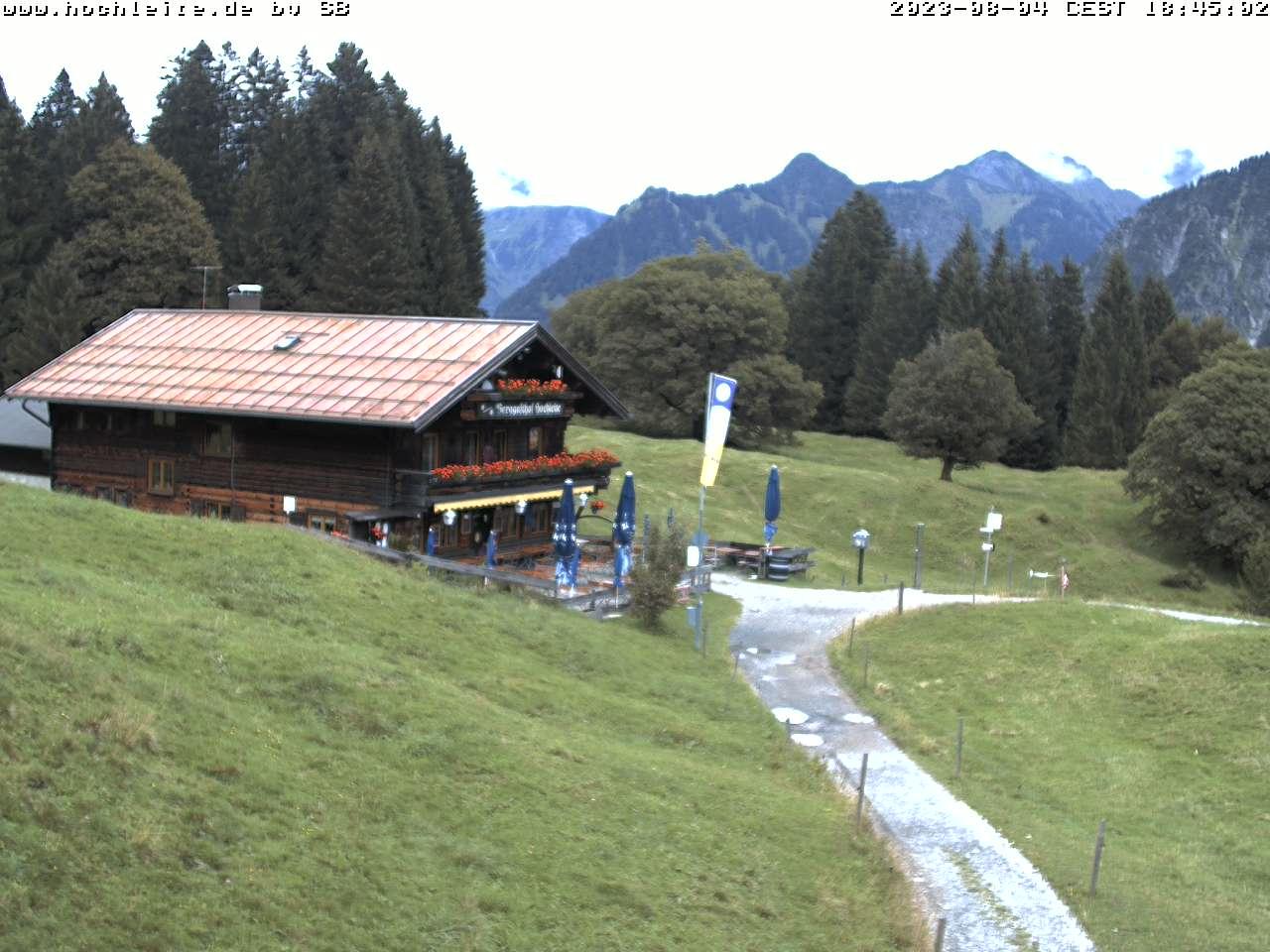 Hochleite - Berghütte