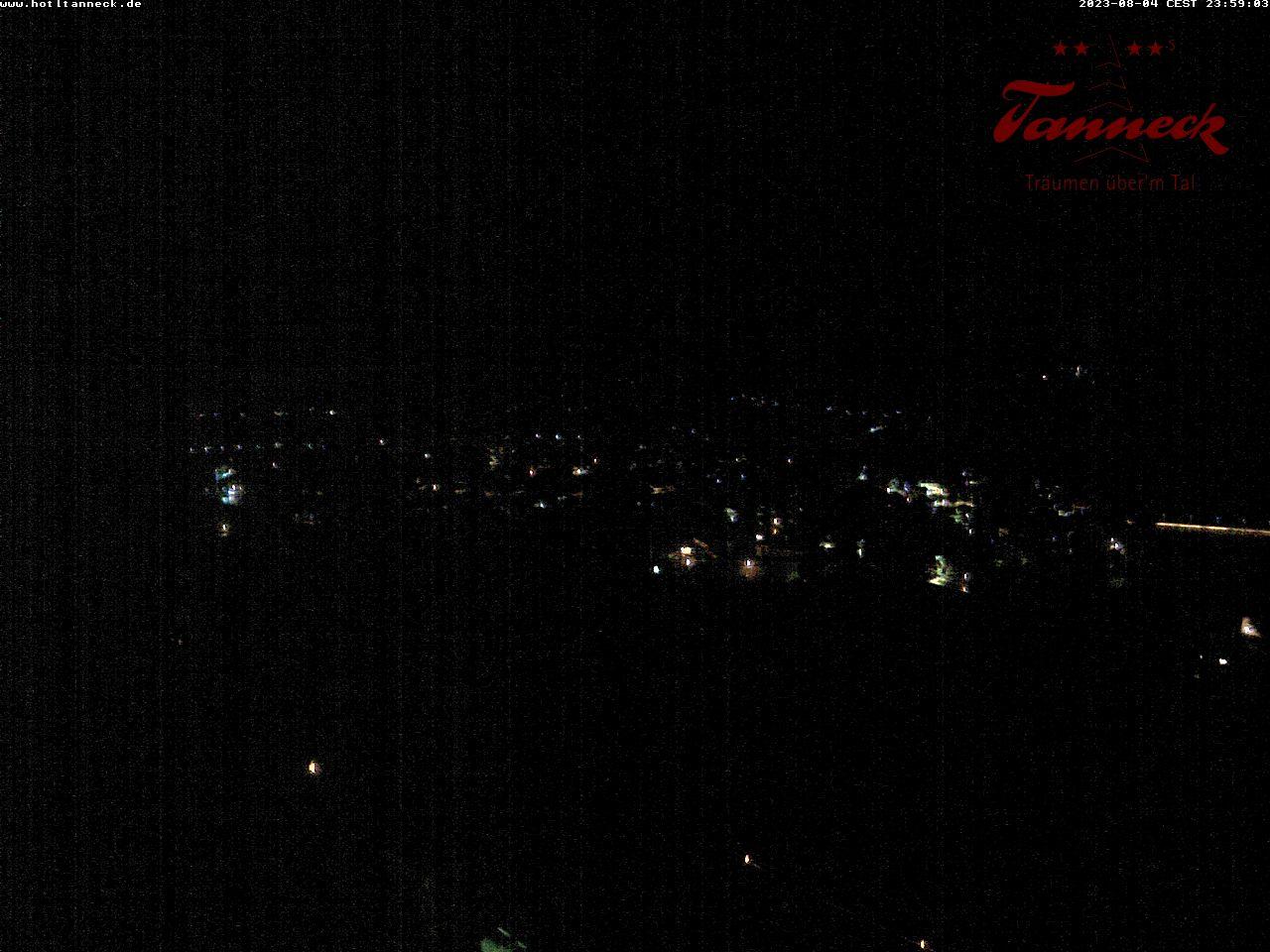 Webcam-Bild: Webcam - Tanneck - träumen über'm Tal